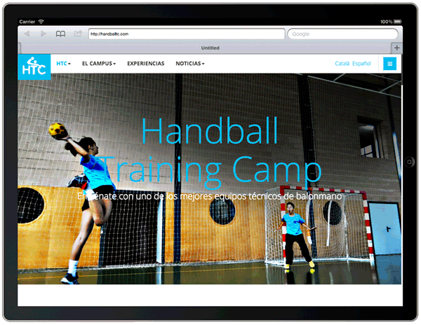 handball-training-camp-dinamic-enginy-ipad